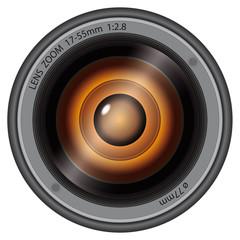 Lente fotocamera