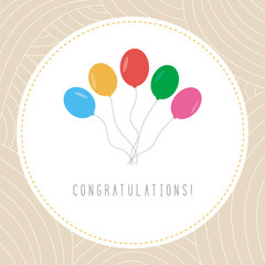 Congratulations card1