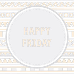 Happy Friday background1