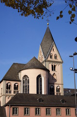 Cologne – St. Maria in Lyskirchen