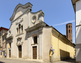san Giacomo church, Soncino
