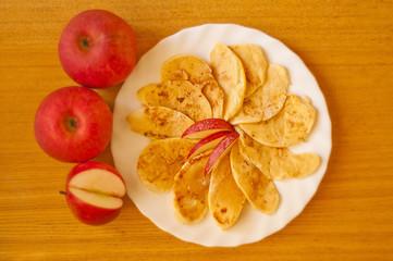 pancake crepes crumpet