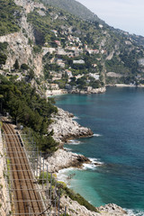 French Riviera rail