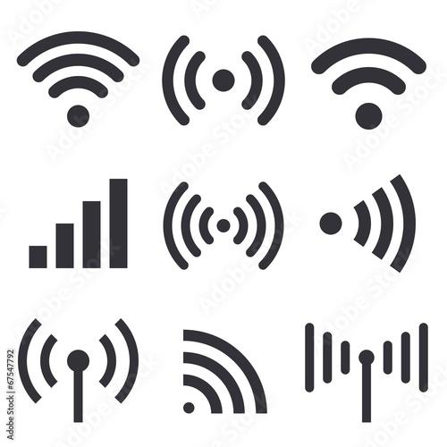 Radio waves - 67547792