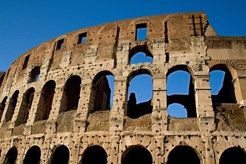 Rome empire colloseum