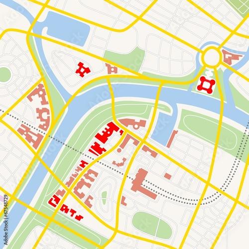 Stadtplan1507c - 67548729