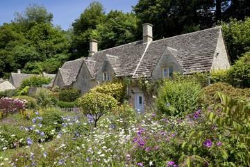 Pretty Cotswold cottages