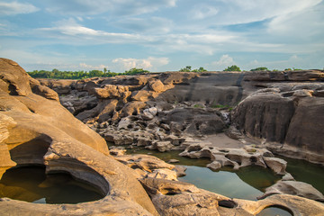 3000 bok ,Sam pan bok, Ubon-ratchathani, Grand Canyon of Thailan