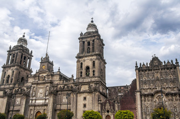 Metropolitan Cathedral, Mexico City