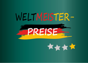weltmeisterpreise III