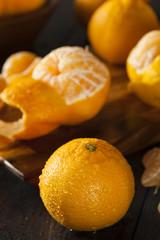 Fresh Raw Organic Mandarin Oranges