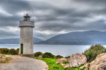 lighthouse in Porto Conte