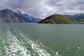 Geirangerfjord, more og Romsdal, Norway.