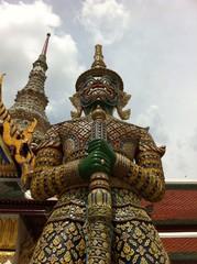 Protecteur de temples, Thailande