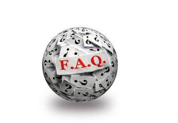 FAQ  question 3d ball
