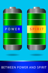 Battery - Between Power and Spirit