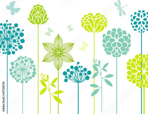 Flower field - 67558765