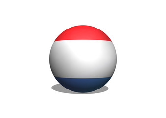 National flag of Netherlands
