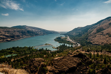 Columbia River Overlook