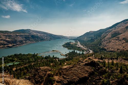 Columbia River Overlook - 67560948