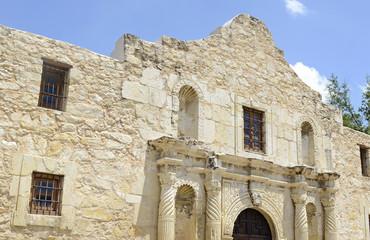 The Historic Alamo, San Antonio, Texas, USA