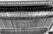 Typewriter mechanism