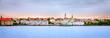 Leinwandbild Motiv Reykjavik skyline