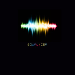 Abstract music equalizer, Eps 10