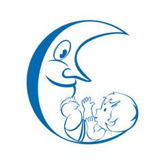 логотип дети