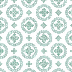 seamless retro pattern background