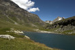 Lac de la Sassiére, Réserve naturelle, Grande Sassiére, 73