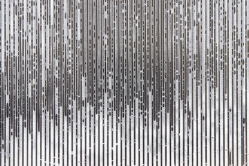 abstract textural strips of gray color