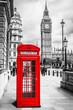 Obrazy na płótnie, fototapety, zdjęcia, fotoobrazy drukowane : London Telephone Booth