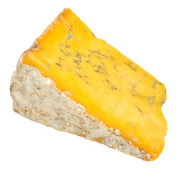 Blue Shropshire Cheese