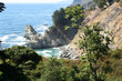 canvas print picture - Kueste Julia Pfeiffer Burns State Park