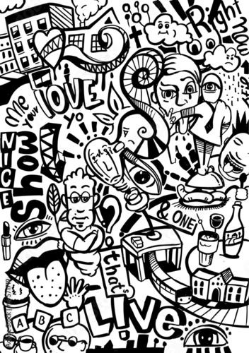 doodle-dziki-styl