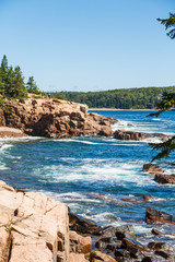 Beautiful Coast of Maine