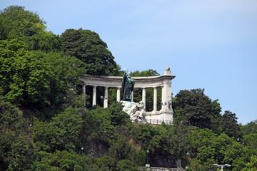 Saint Gelert Gellert hill Budapest