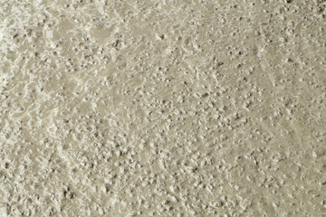 wet cement or concrete texture