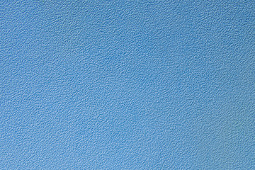 Foam texture with blue plastic effect. Empty surface background