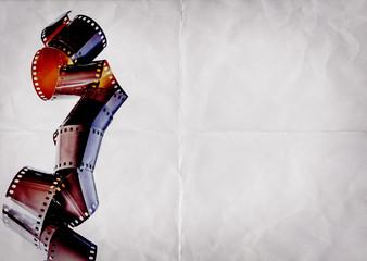 camera film paper texture
