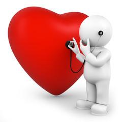 Herz untersuchen
