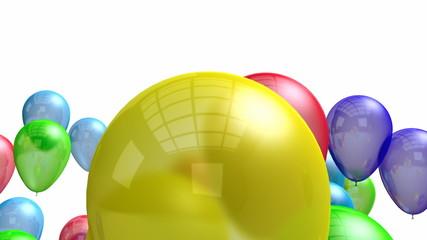 air balloons for children