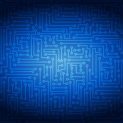 electronics computer technology circuit board background