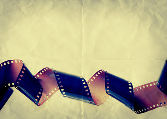 paper 35mm camera film