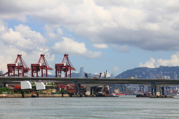 Kwai Chung Container Port, Hong Kong