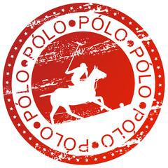 Carimbo desportivo - Pólo