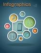 Graph Design, infographics Vector