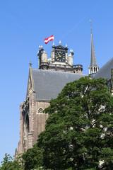 Historic Dordrecht cathedral