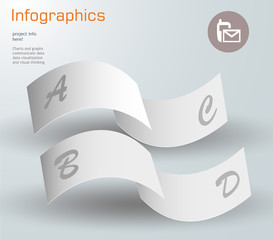 Graph Design, infographics Vector